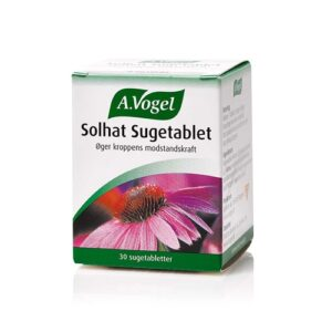 A. Vogel Solhat (30 sugetabletter)