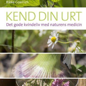 Kend Din Urt - Rikke Goerlich - Bog